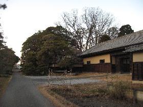 さいたま市:土屋陣屋跡と永田家長屋門